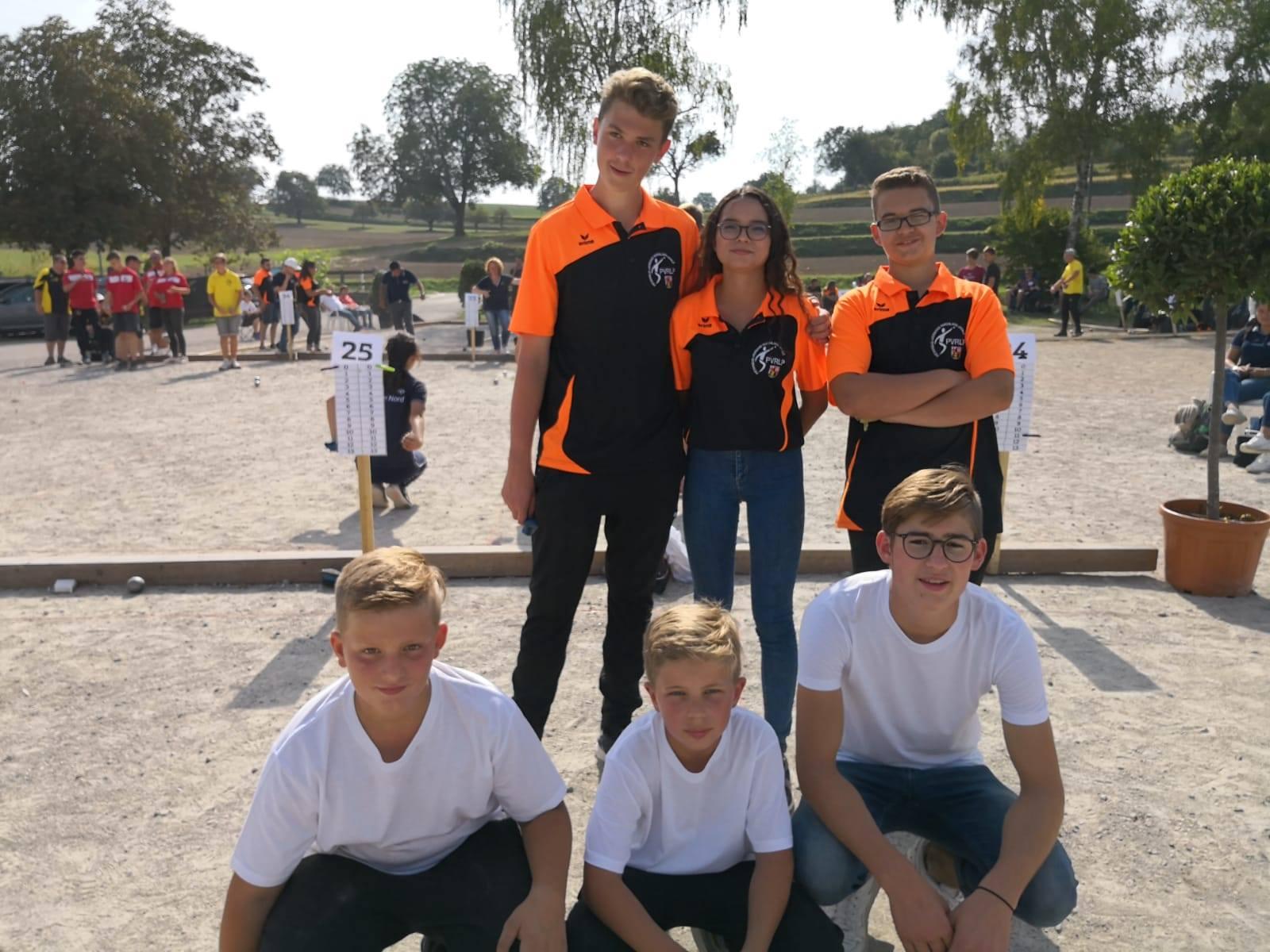 DM Jugend Cadets