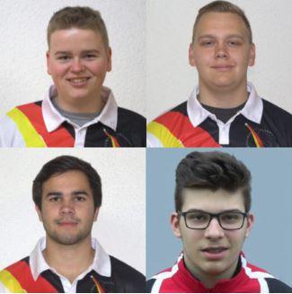 Espoirs-Herren Team