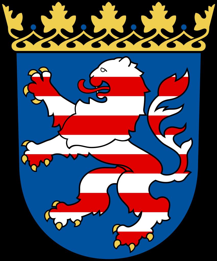 Hessen Wappen