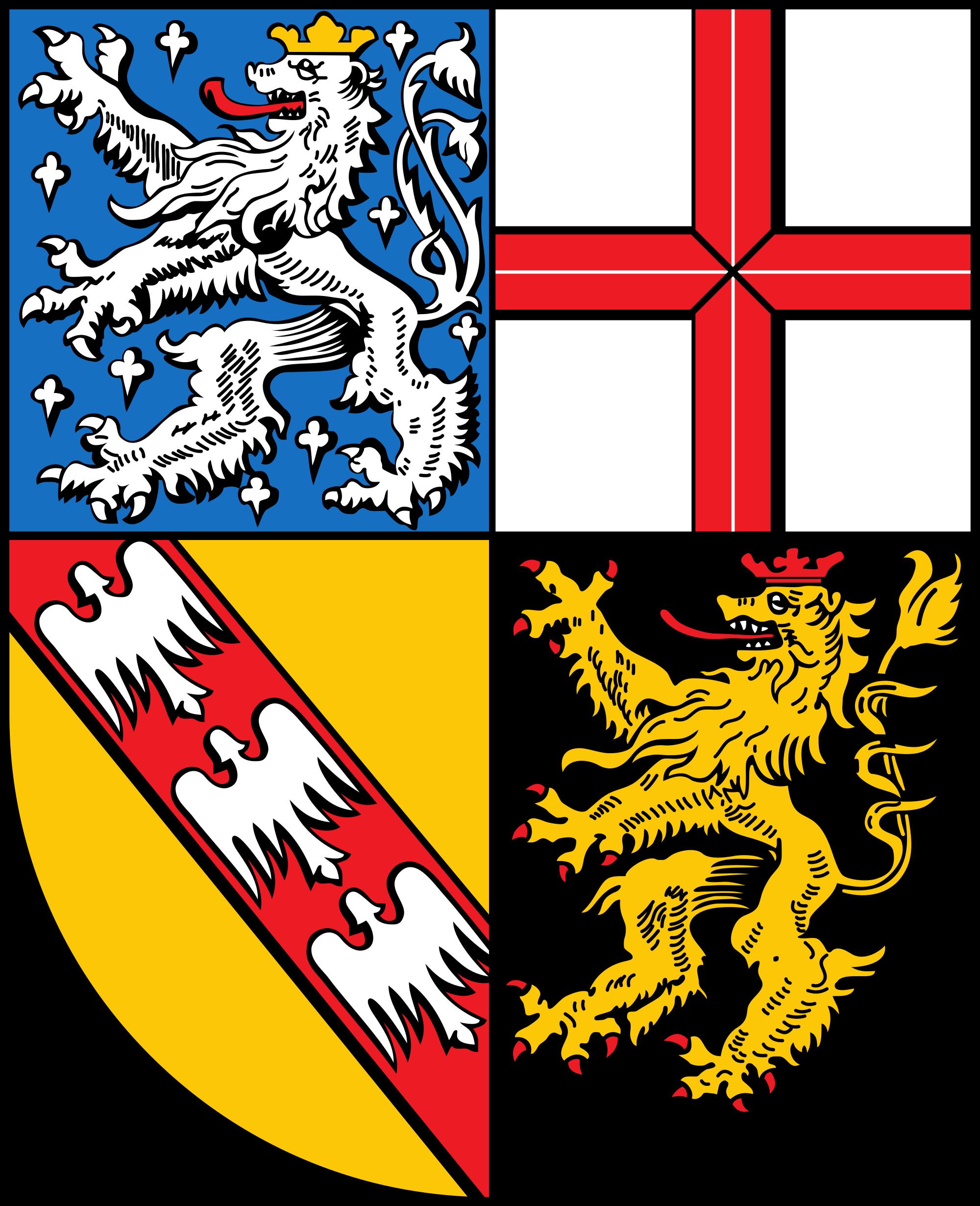 Saarland Wappen