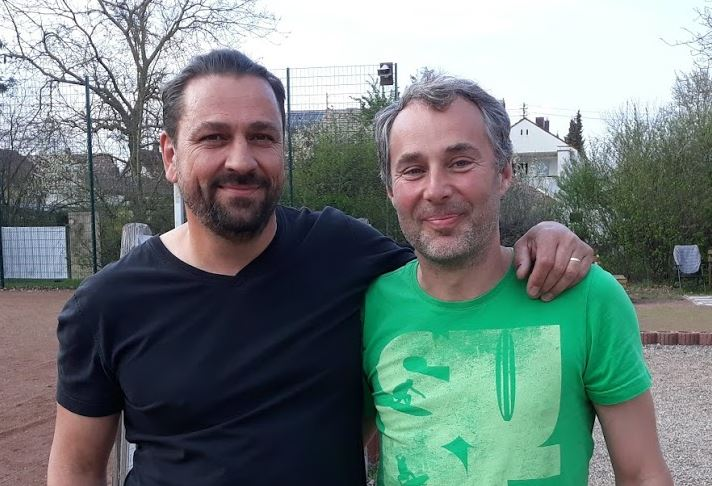Joachim und Robert