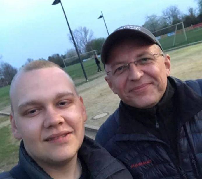 Marco und Uwe