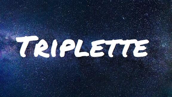 Triplette