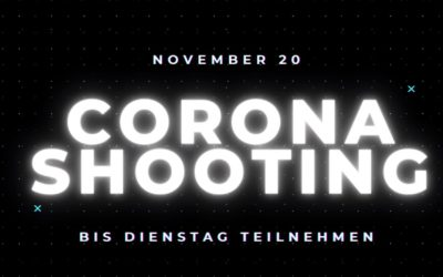 Corona-Shooting im November