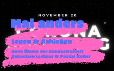 Neuer Wettbewerb ab Sonntag 22.11.2020