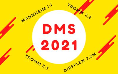 DM-Start 2021 in Mannheim