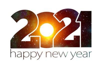 Wir wünschen ein gutes 2021
