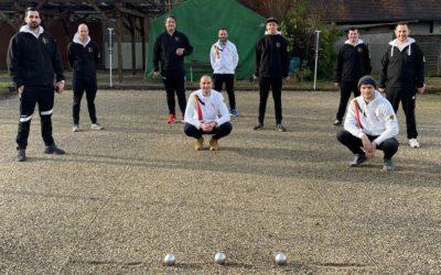 DPV-Teams trainieren in Rastatt