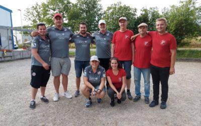 TV Waldhof gewinnt 4er-Cup