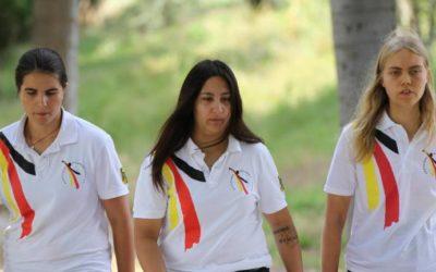 Sensation: Eileen, Luzia und Dominique gewinnen das Damenturnier der Marseillaise