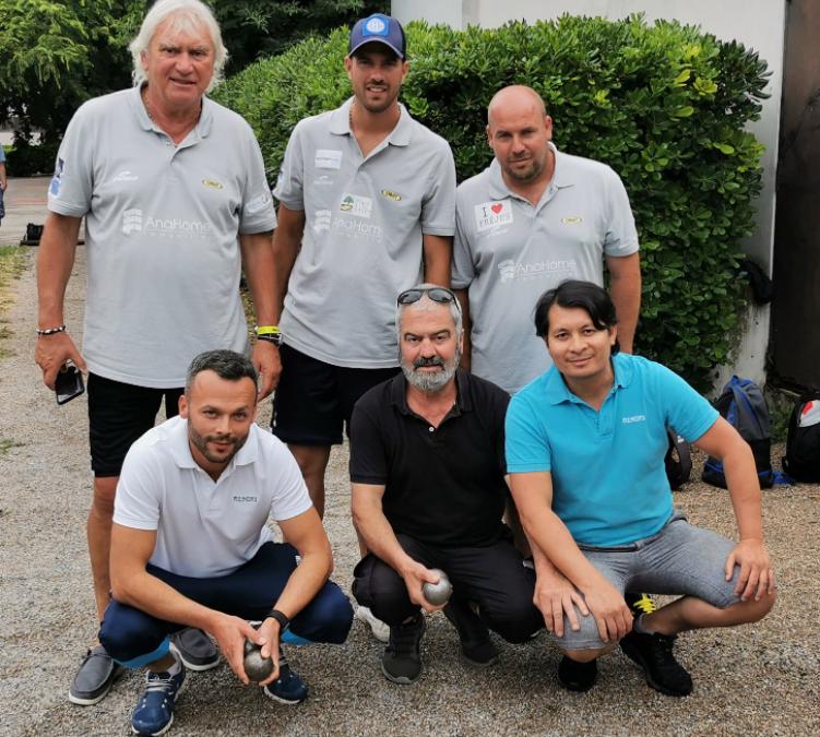 DPV-Espoirs in Runde 3 – Traumlos in Runde 2 für Team Lechner